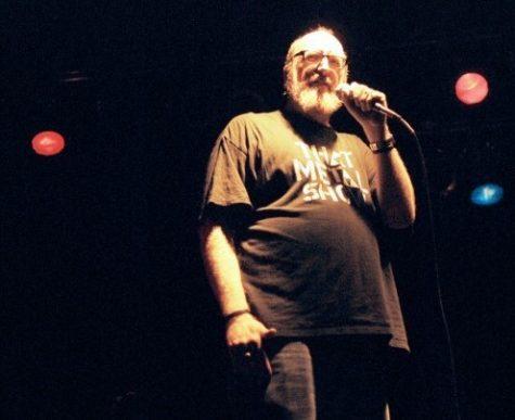 Brian Posehn entertains Otto's Nightclub, 118 E. Lincoln Highway, on Friday night.