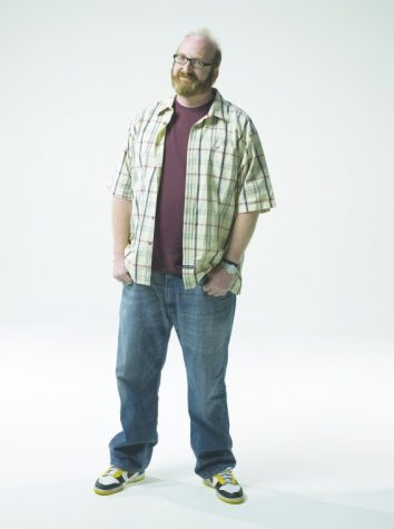 Brian Posehn, who has made a career in film and television as a
