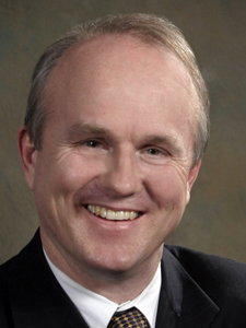 Clay Campbell is a republican candidate for state's attorney.