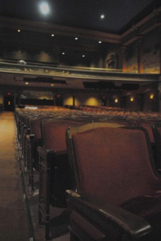 The Egyptian Theater, 135 N. Second St., is holding a fundraiser to replace the current seats at the theater, which are over 80 years old. The current seats have old and malfunctioning mechanics to go along with a less than ideal comfort level for patrons.