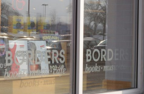 Borders, located at 2520 Sycamore Rd in DeKalb, will be closing in the next several weeks as Borders Group Inc. filed for Chapter 11 bankruptcy.