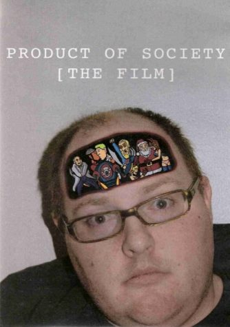 DVD box art for 'Product of Society [the film].'