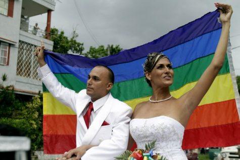 Cuba Transgender Wedding