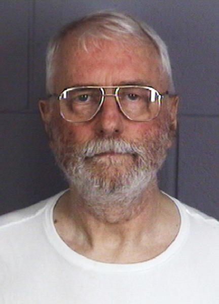 This July 27 2011 file booking photo provided by the DeKalb County Sheriffs Department in Sycamore, Ill. shows Jack Daniel McCullough, 71, who has been charged in the 1957 murder of 7-year-old Maria Ridulph in Sycamore.