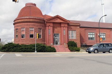 The Sycamore Public Library will remain open during upcoming construction.