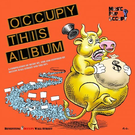 Occupy Wall Street compilation to benefit movement