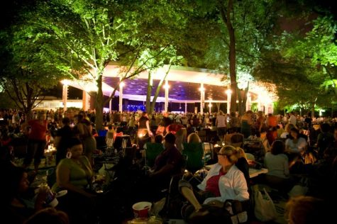 Ravinia Festival offers change from 'antics' of other festivals
