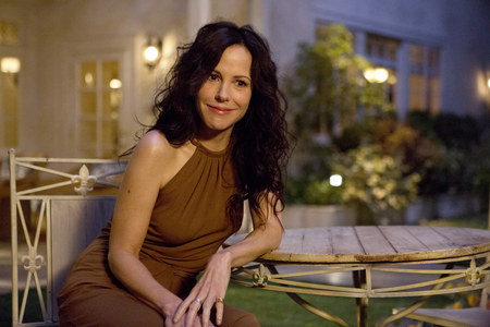 Nancy Botwin (Mary-Louise Parker) is a suburban drug dealer in Weeds, which is in its final season.
