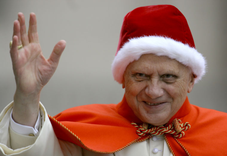 DeKalb reacts to Pope Benedict XVI's resignation