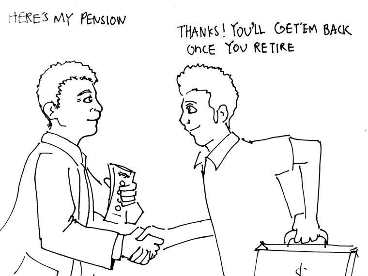 Illiniois should take care of teachers' pensions