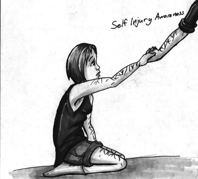 Self-Injury Awareness Day is a symbol of hope
