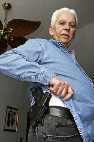Students see benefits in conceal carry law