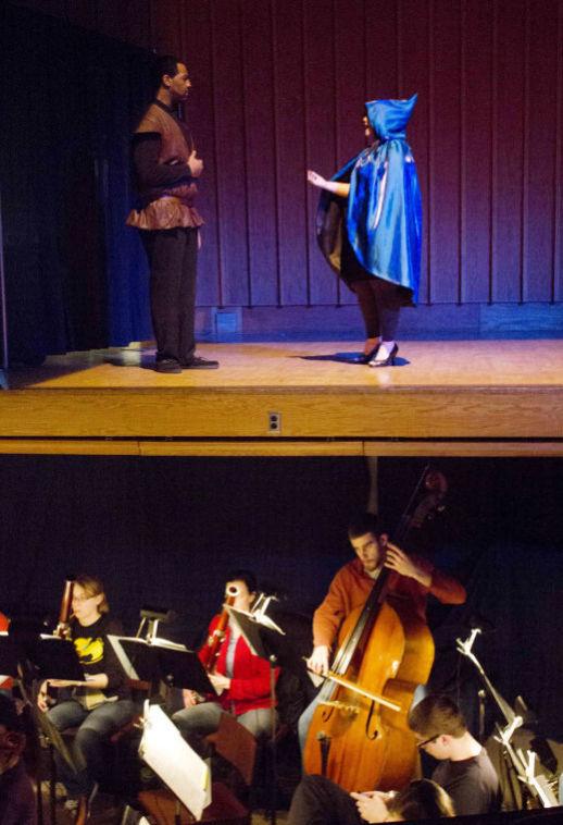 'The Magic Flute' brings opera to NIU