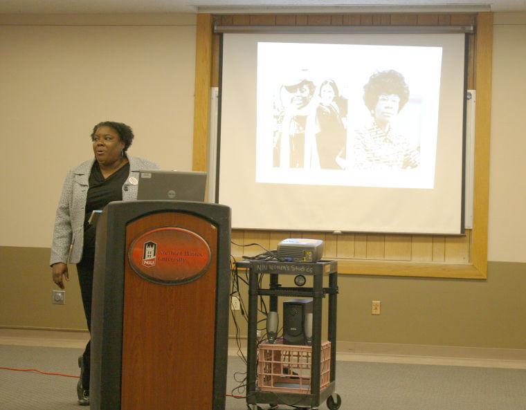 Speaker: Remember black feminists