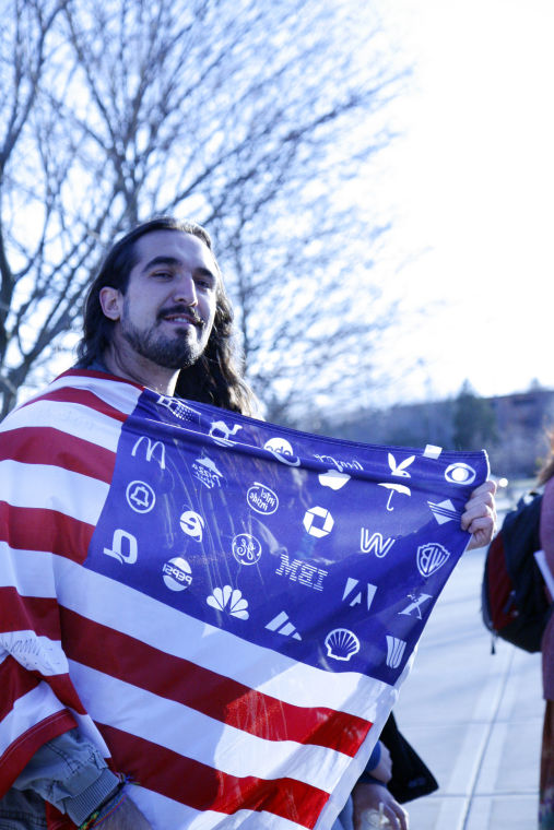 Undocumented students rally