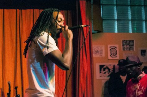 """Legend Mane performs Thursday at The House Cafe, 263 E. Lincoln Highway. Student rapper Legend is set to release """"The Care Package,"""" which will be dedicated to students, and is participating in several other projects."""