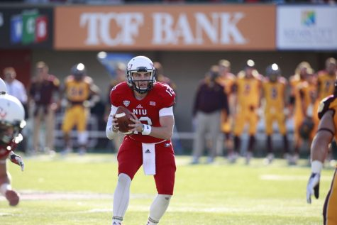 NIU football clashes with surging Ball State Cardinals