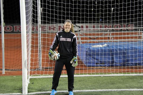 Sophomore goalkeeper Amy Annala has over 81 saves in the 2015 season and has a 75 percent save percentage. She has three shutouts through 17 games this year.