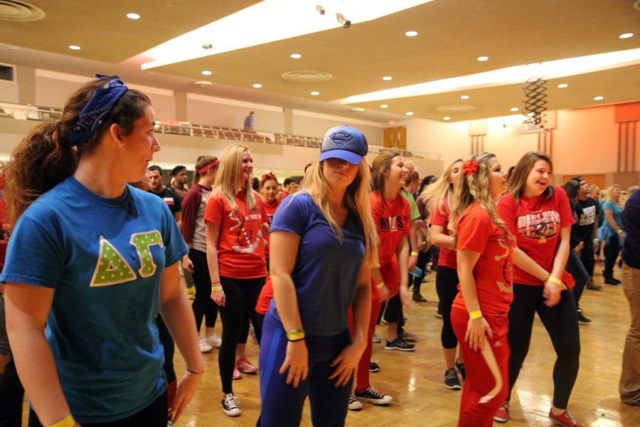 Students raise $52K at dance marathon