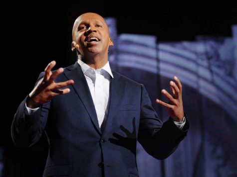 'Just Mercy' author talks about social injustice