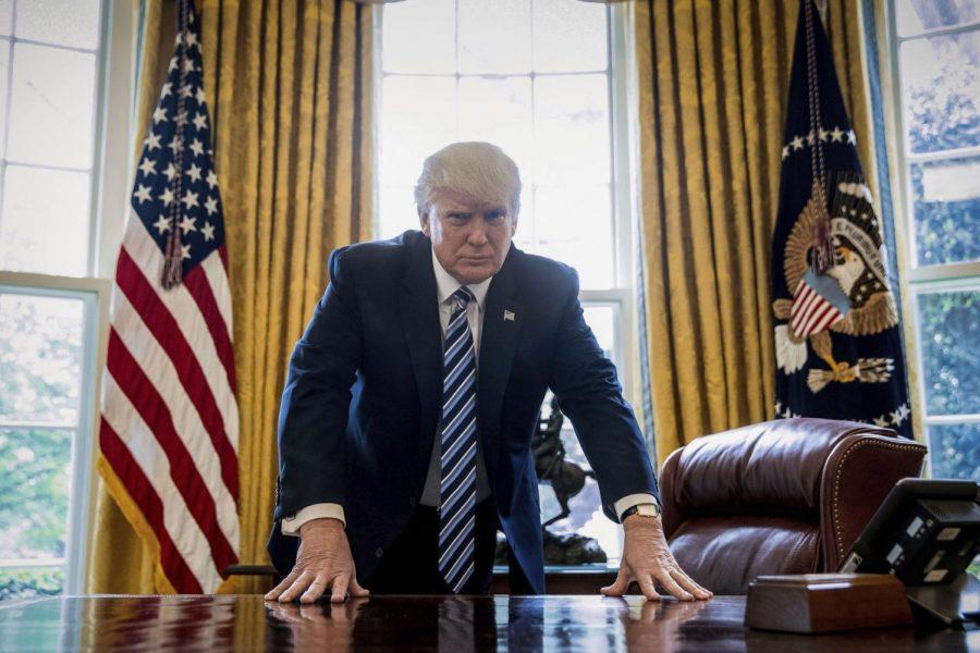 3+words+to+describe%3A+Trumps+presidency