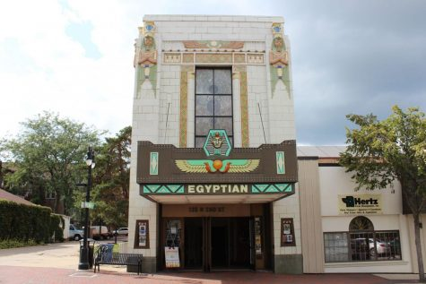 The Egyptian Theatre, 135 N. Second Street