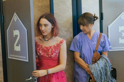 """Lady Bird"" : A Film Review"