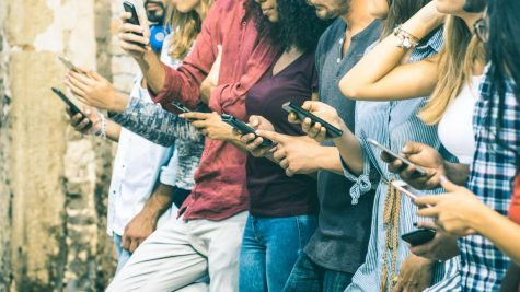 Social media can be damaging to esteem