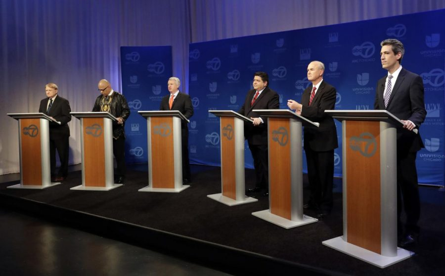 Illinois race heats up; candidates for office approach final stretch
