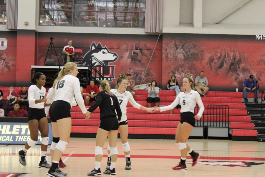 Volleyball gets swept in Western Kentucky tournament