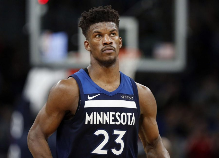 Timberwolves star Jimmy Butler wants out...again
