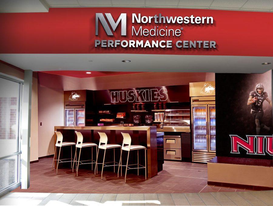 NIU to open Northwestern Medicine Performance Center