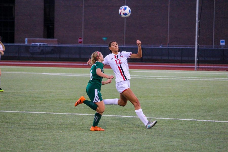 Womens soccer looks to build upon disappointing season