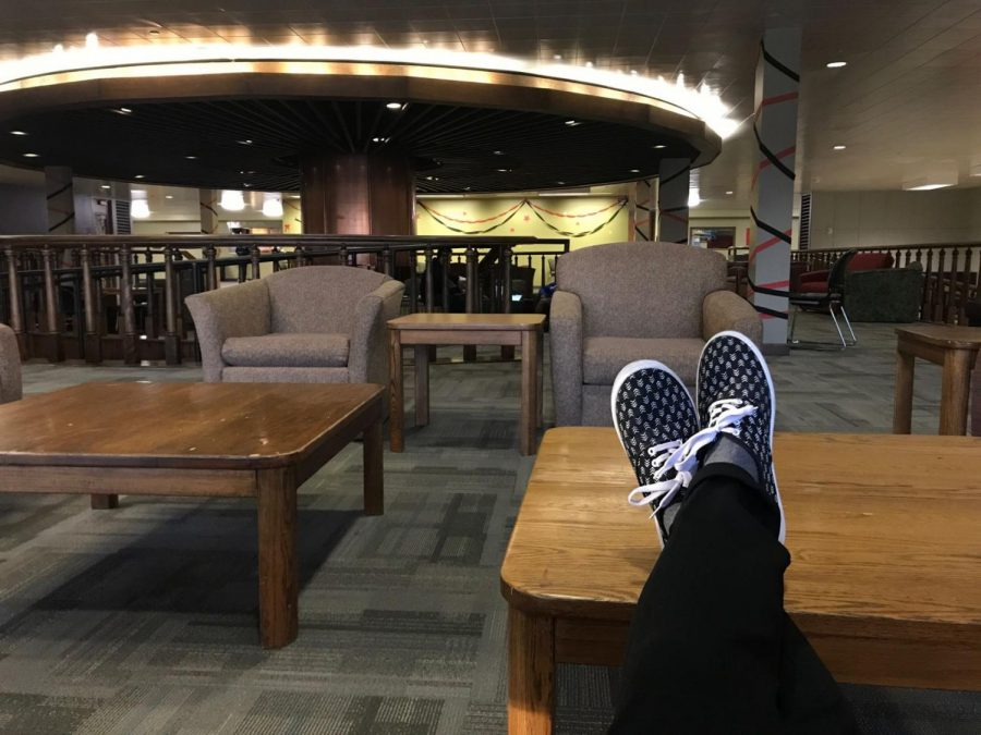 Top Study Spots on Campus