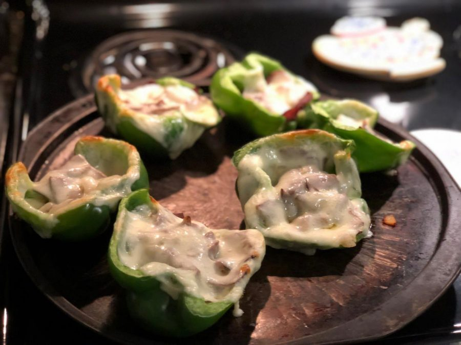 Easy recipes with five ingredients or less: Philly cheesesteak stuffed peppers