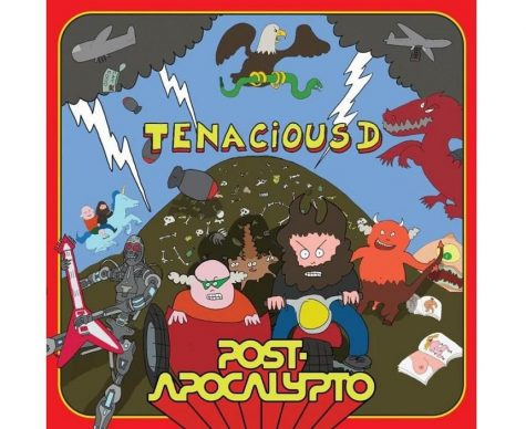 Tenacious D leans into satire with 'Post Apocalypto'