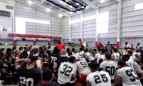 Unknowns met with unknowns: why the MAC postponed fall sports and what it means for NIU