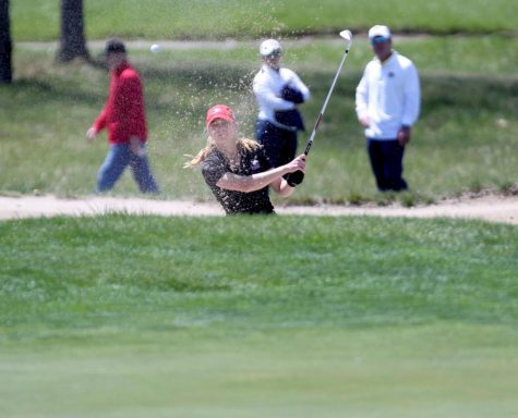 Women's golf grabs third-place finish in MAC Championships