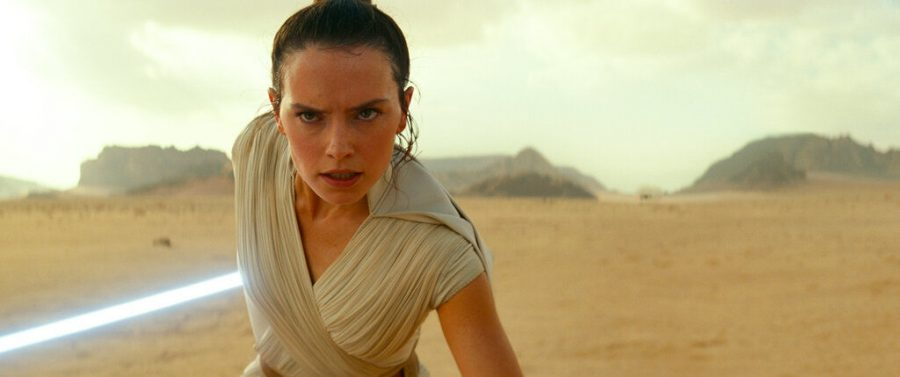 Daisy+Ridley+leads+the+cast+of+%22Star+Wars%3A+The+Rise+of+Skywalker%22+as+Rey.+The+long+awaited+trailer+for+the+film+was+released+Friday+at+the+Star+Wars+Celebration+convention+in+Chicago.