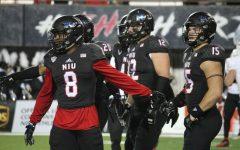 Football team prepares to host yearly Huskie Bowl