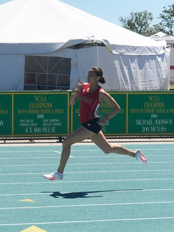 Track and Field competes in two-meet weekend