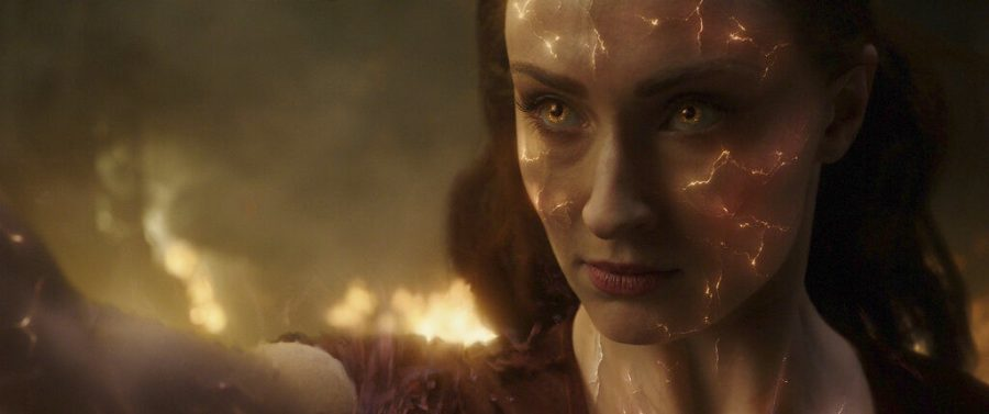Jean+Grey%2C+played+by+Sophie+Turner%2C+lets+her+Phoenix+powers+loose+in+%22Dark+Phoenix.%22+The+film+is+the+seventh+and+final+film+in+the+main+%22X-Men%22+films+and+the+penultimate+in+the+overall+franchise.