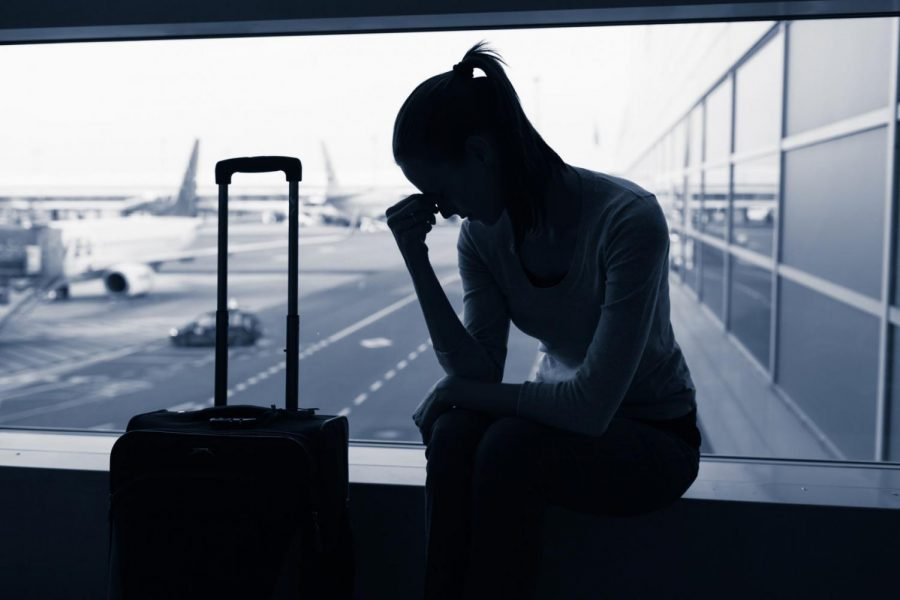 Day 1 - Flight mishaps and delayed landings: A first-hand account of studying broad