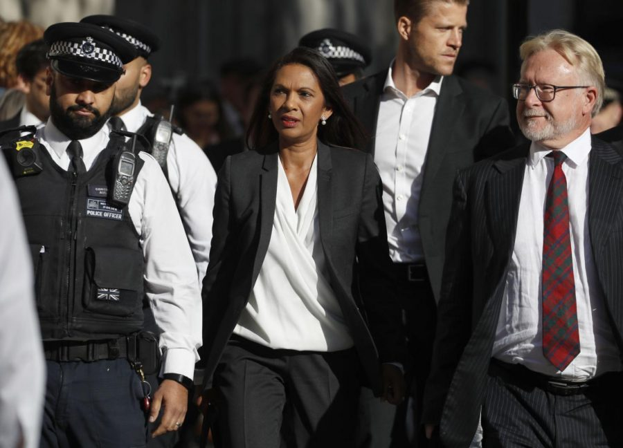 Anti-Brexit+campaigner+Gina+Miller+%28middle%29%2C+Thursday+arrives+at+The+Supreme+Court+in+London%2C+Thursday.+The+Supreme+Court+is+set+to+decide+whether+Prime+Minister+Boris+Johnson+broke+the+law+when+he+suspended+Parliament+Sept.+9%2C+sending+lawmakers+home+until+Oct.+14+%E2%80%94+just+over+two+weeks+before+the+U.K.+is+due+to+leave+the+European+Union.