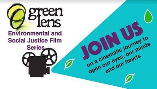 Playing 7 p.m. Thursdays at the Egyptian Theatre, 135 N. Second St., the Green Lens Film Series will display socially conscious documentaries.