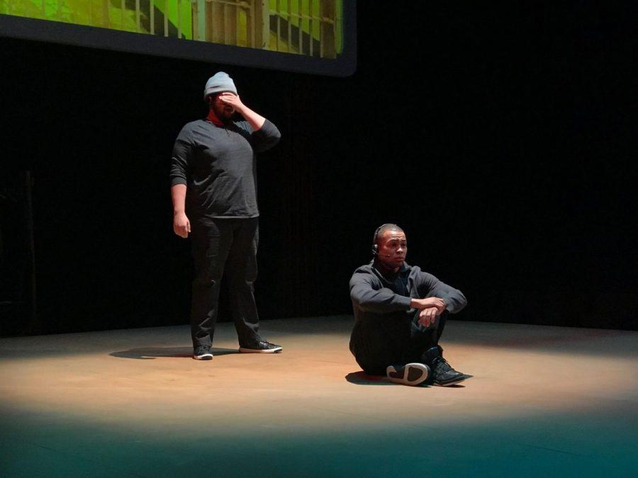 Jonathan O'Brien (left) and Brandon Sapp star in