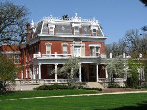 The Ellwood House