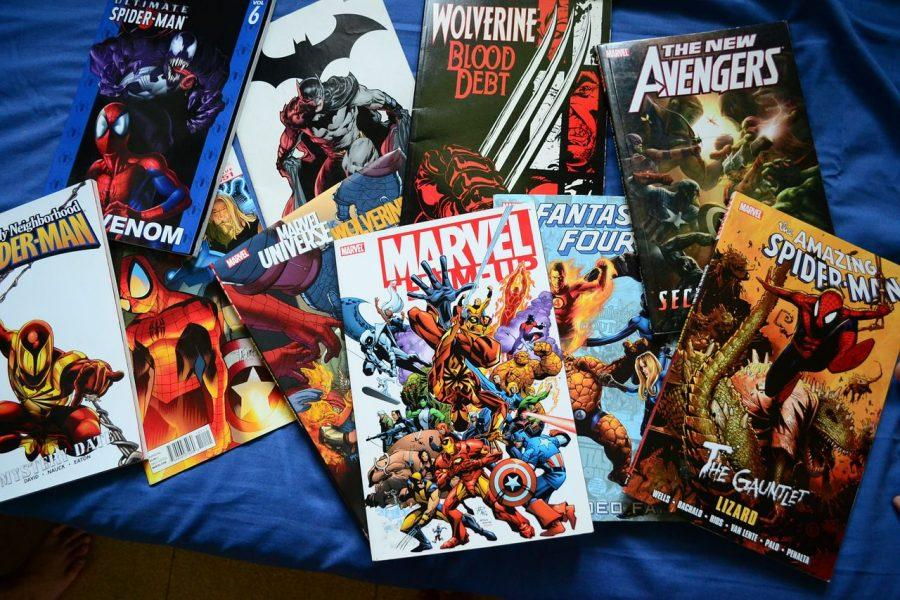In the 2020 Sping Semester, Jeremy Tinder will teach courses on comic book artwork.