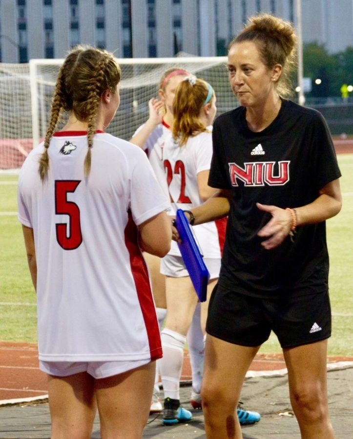A long journey, including time in Central America and Europe, has led Coach Colhoff to DeKalb