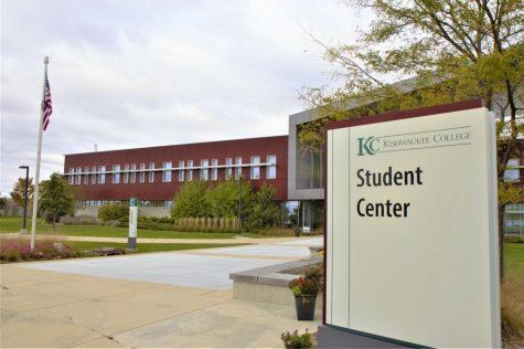 The Kiskwaukee College Student Center Oct. 16.
